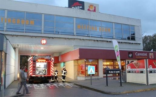 Wegrestaurant Ranst tijdlang gesloten na grote mazoutlek