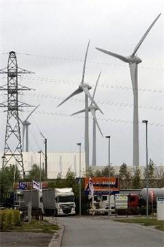 Electrawinds bouwt eerste windmolenpark in Zuid-Afrika