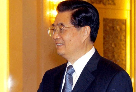 """""""Hu Jintao is machtigste man ter wereld"""""""