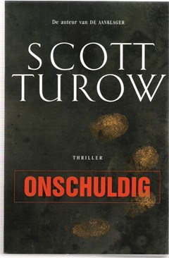Scott Turow, Onschuldig