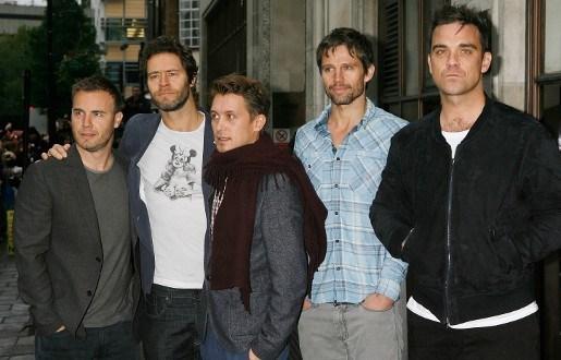 Take That komt naar Amsterdam voor Belgisch-Nederlands concert