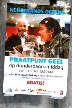 Nederlands oefenen in 'huis van dialoog'