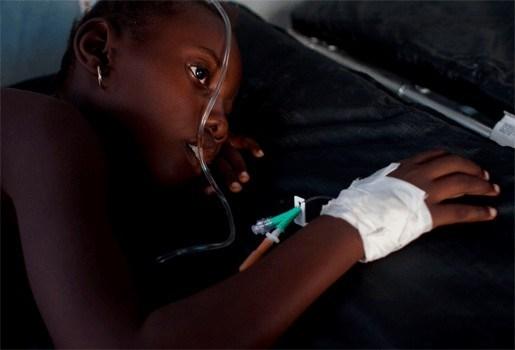 Meer dan vijfhonderd choleradoden in Haïti