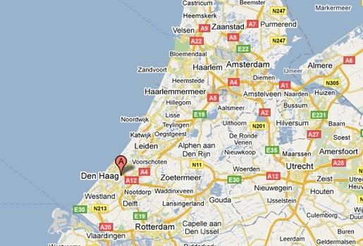Drie door vader gekidnapte jongeren aangetroffen in Den Haag