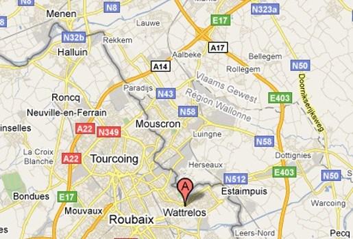 Lijk in sporttas nabij Belgische grens