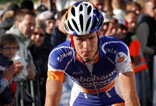 Joeri Adams pakt enige Belgische medaille op EK veldrijden