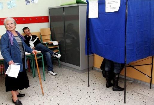 Grote partijen afgestraft bij Griekse verkiezingen