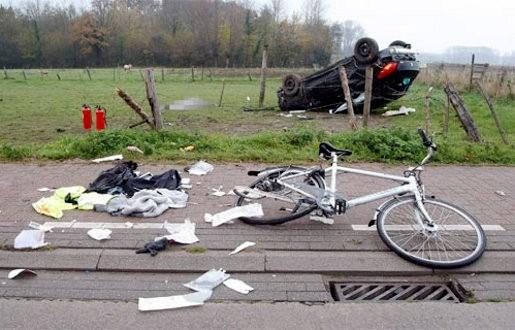 Studentes dodelijk ongeval Oosterzele herdacht