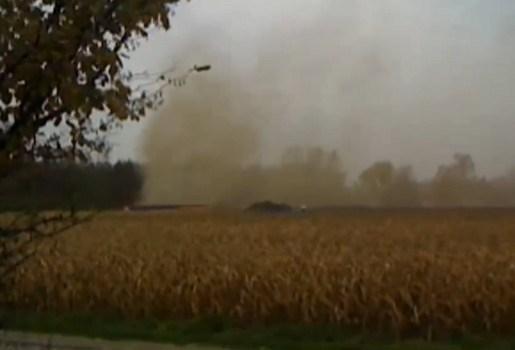 Omwonenden ontplofte gasleiding Leuven terug naar huis