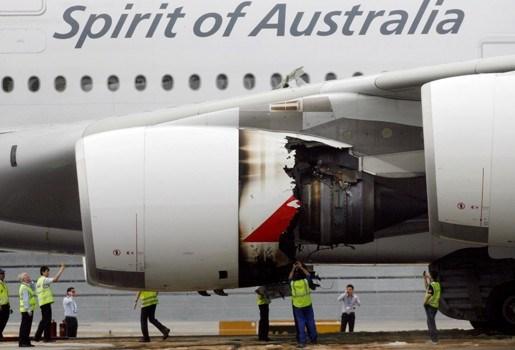 Opnieuw noodlanding voor toestel van Qantas