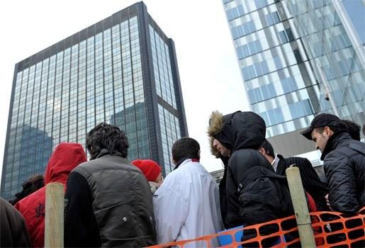 76 minderjarige asielzoekers alleen op hotel in Brussel