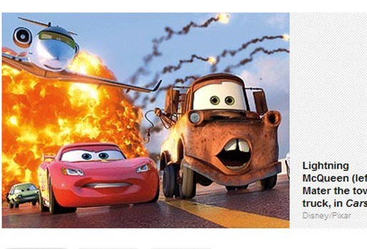 Cars 2 gaat voor internationale verhaallijn