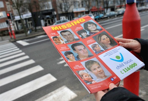 In een op de 100 Europese gezinnen loopt jaarlijks een kind weg