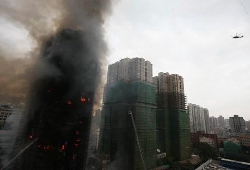 Dodental in Shanghai opgelopen tot 79