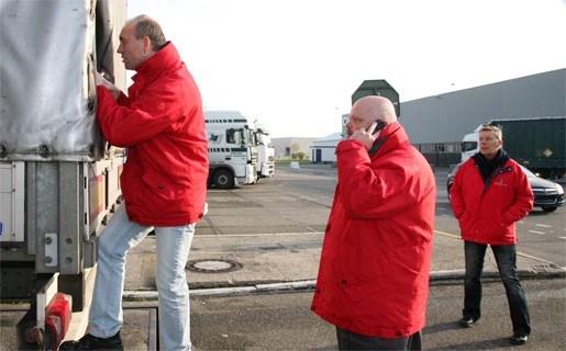 Vakbond schort blokkade op bij Opel Antwerpen
