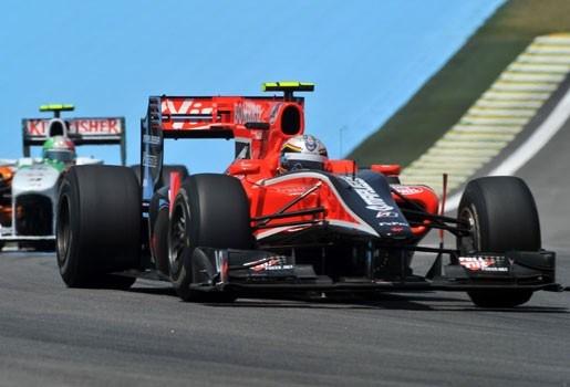 D'Ambrosio sterk tijdens F1-tests voor Virgin en Renault