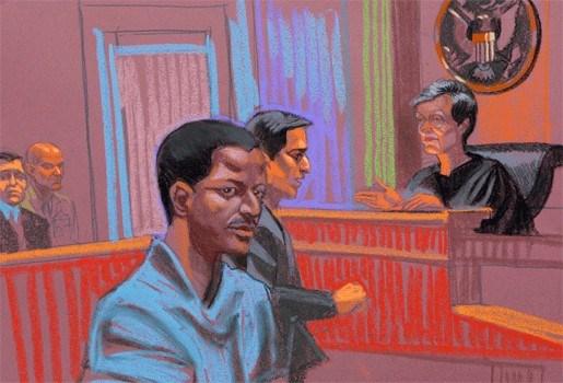 Eerste Guantanamo-gevangene voor gewone rechtbank bijna vrijuit