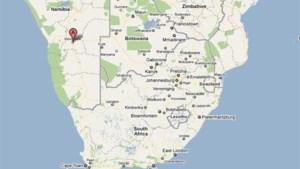 Verdacht pakket met bestemming Duitsland in Namibië onderschept