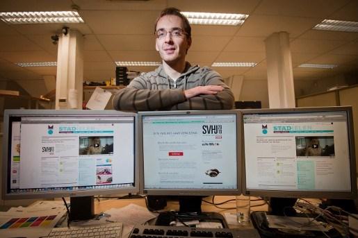 Mechelse site sleept derde nominatie in de wacht