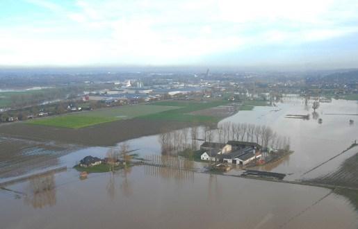 Overstromingen kosten al 180 miljoen euro