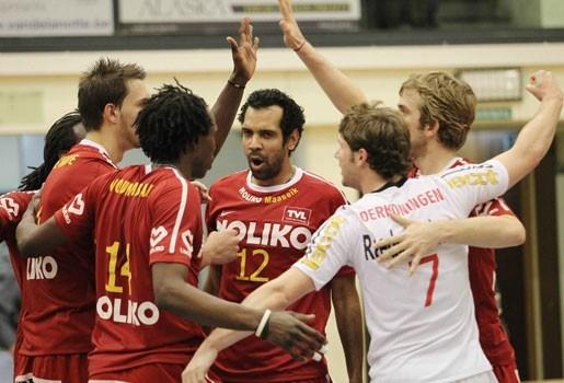 Maaseik pakt ook meteen zege in Champions League volleybal