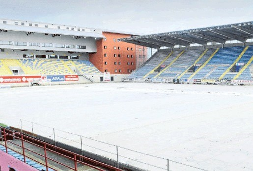STVV bereidt Club Brugge warme ontvangst voor