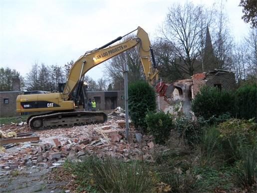 OCMW-huisjes gaan tegen de vlakte voor nieuw woonzorgcentrum