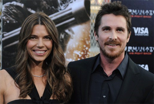 Christian Bale voor de laatste keer Batman