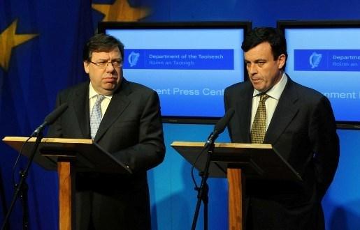 Ierland gaat 15 miljard euro besparen