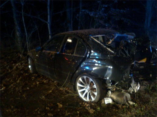 Zwaar ongeval op Reuselseweg