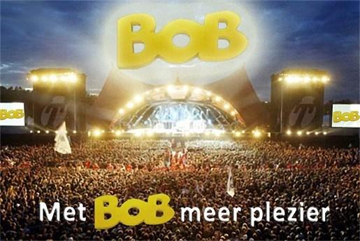 Laatstejaarsstudenten ontwerpen BOB-affiche