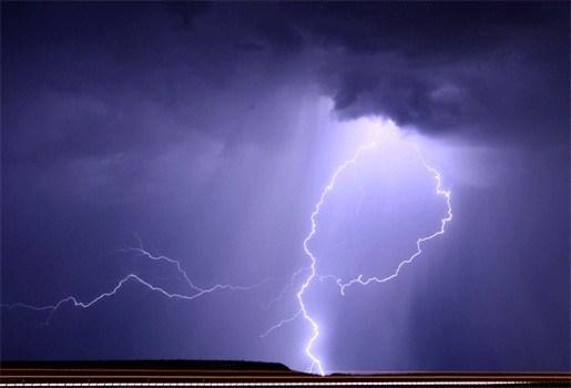 Zeven mensen sterven door blikseminslag