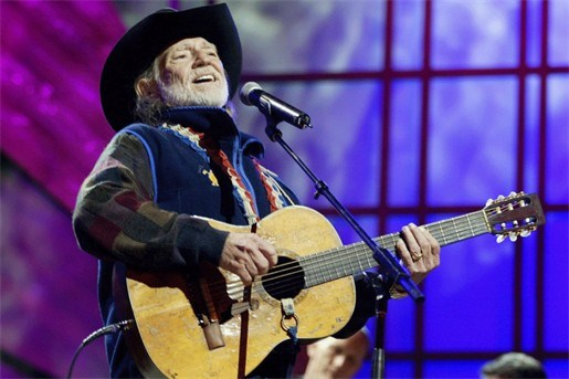 Countryzanger Willie Nelson opgepakt voor bezit cannabis