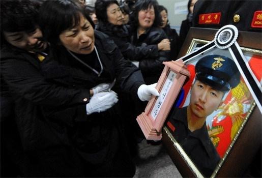 Noord-Korea betuigt spijt over burgerslachtoffers
