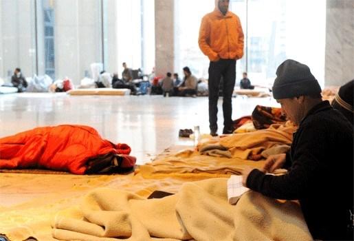 Asielzoekers in Noordstation moeten verhuizen van burgemeester
