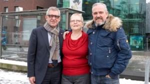 Gene Bervoets en Paula De Brie promoten Antwerpen 2060