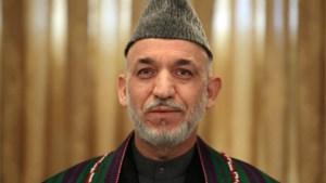 President Karzai erg negatief over Britse troepen