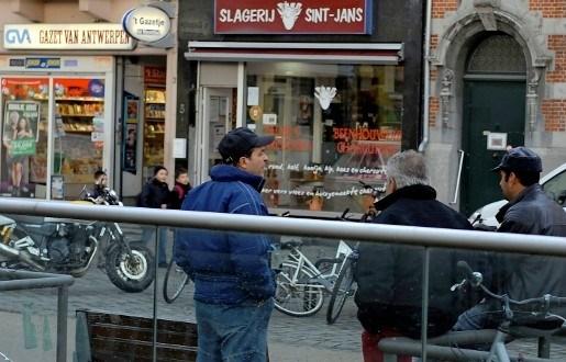 Moslimextremisten viseren Antwerps jodenkwartier