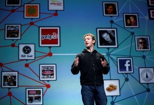 Facebook vernieuwt profielpagina's