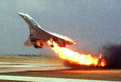 Continental schuldig aan Concorde-crash