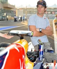 Kostte geheim gehouden schouderbreuk Mark Webber de F1-titel?