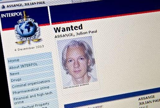 Zwitserse Post sluit bankrekening WikiLeaks-oprichter
