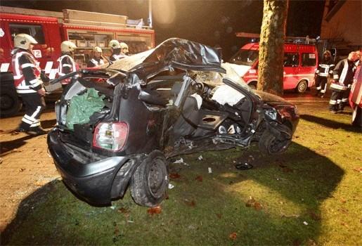 Drie mannen sterven bij ongeval in Zoersel