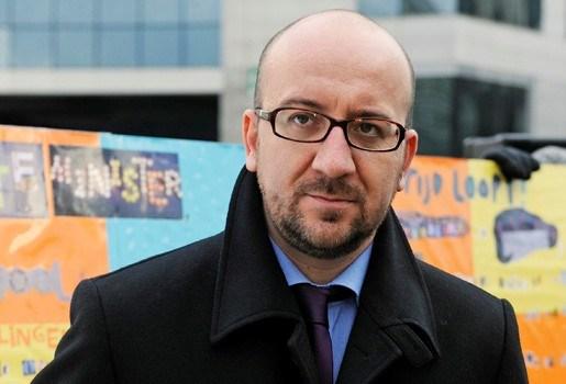 Charles Michel kandidaat-voorzitter MR
