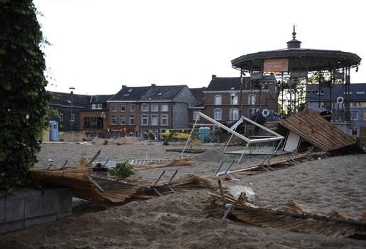 Zomerstorm kost verzekeraars 142 miljoen euro