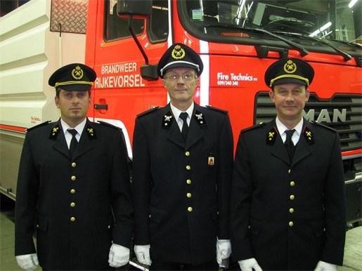 Brandweer neemt afscheid van adjudant Leo