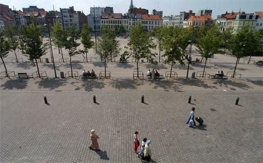 Antwerpen Noord slaat de handen in elkaar
