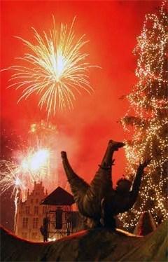 Gelukkig nieuwjaar Mechelen!