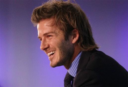 """Tottenham: """"Ja, we willen Beckham huren"""""""