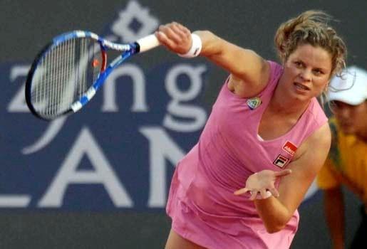 Clijsters begint 2011 met overwinning